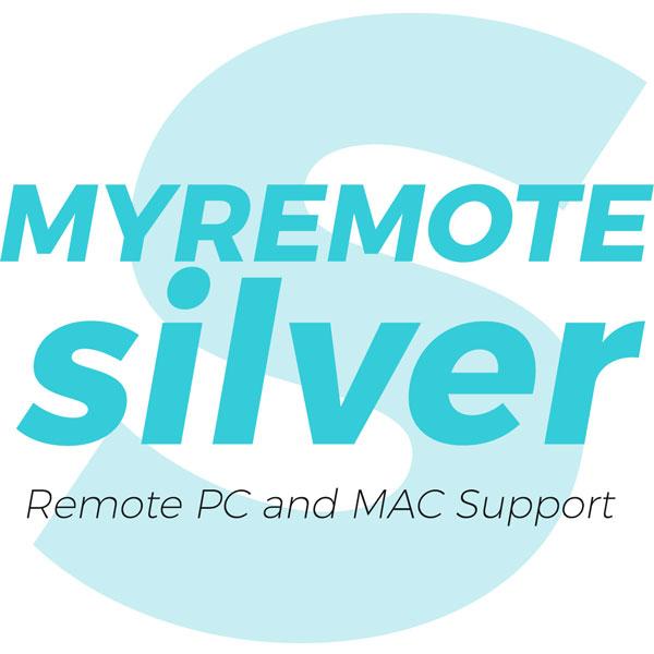 remote-silver