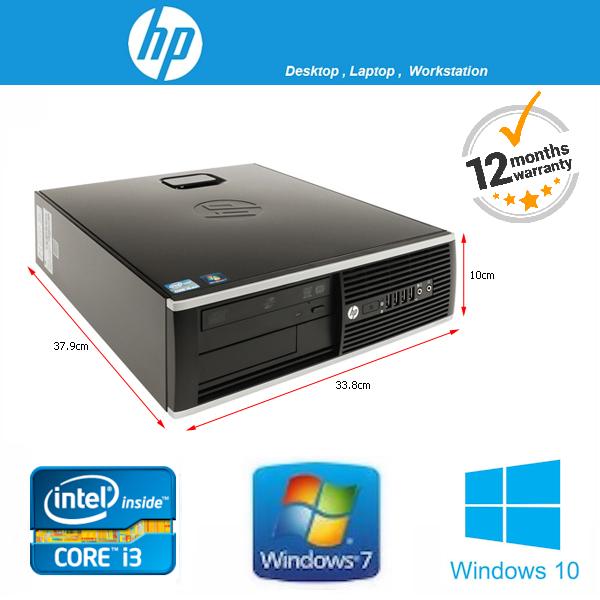 HP-Elite-Desktop i3