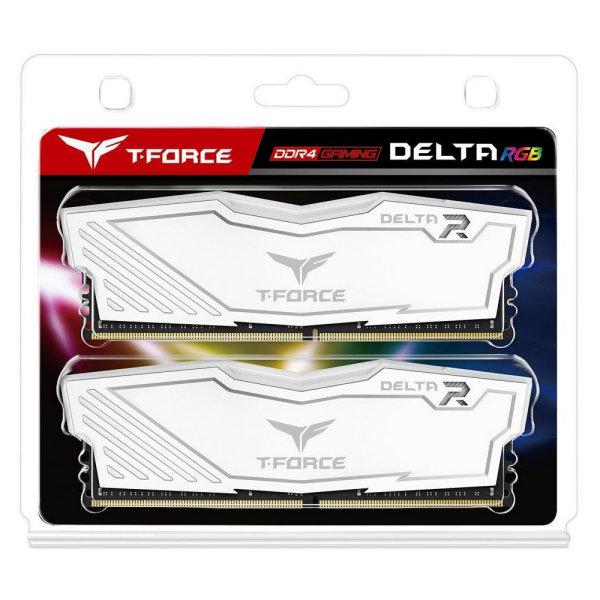 Team-T-Force-Delta-RGB-Series-16GB-DDR4-Retail-White